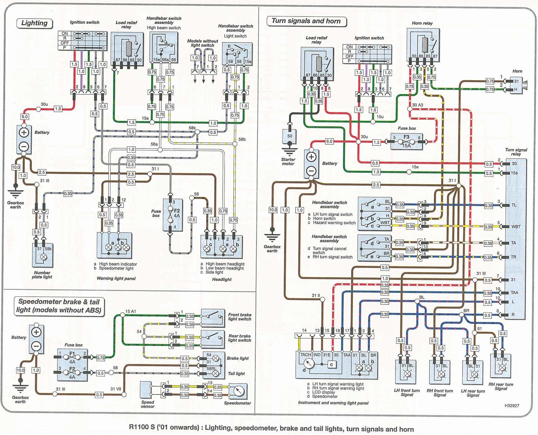 wiring06 bmw r1100s wiring diagrams e32 wiring diagram at virtualis.co